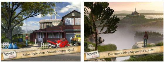 Ein aus Deutschland kommendes Point & Click-Adventure ist Geheimakte: Tunguska. Neueste Grafik und ein echt guter Inhalt lassen Konsolen-Feeling aufkommen.