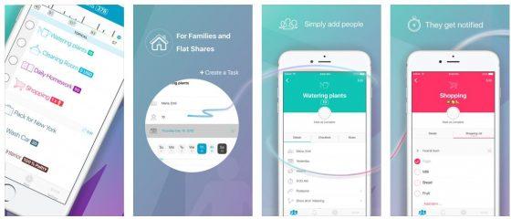 Wenn sich alle Mitglieder eines Haushaltes auf Moogli einigen, kann die App gute Dienste leisten.