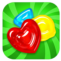 Gummy Drop Icon