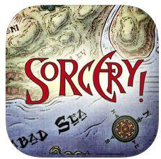Sorcery! Icon