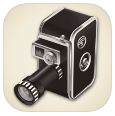 8 mm Vintage Camera