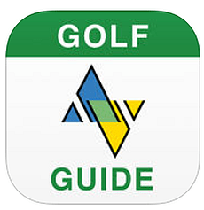 Albrecht Golf Guide iPad Icon