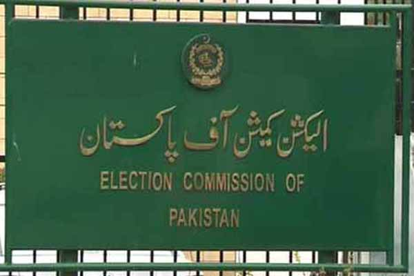 ECP takes notice of Ali Gillani's video