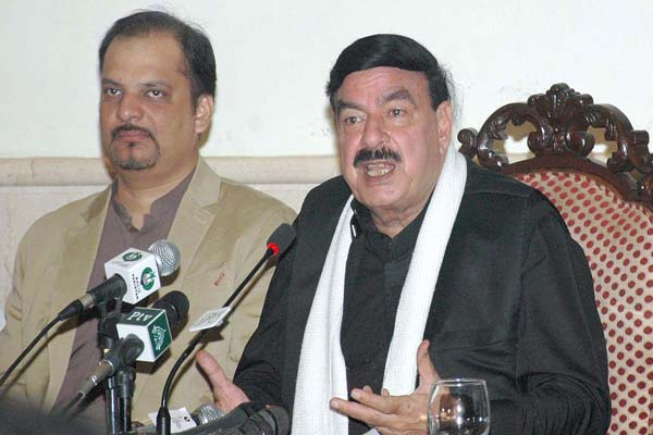 Opposition do nothing with PTI led government: Sheikh Rasheed