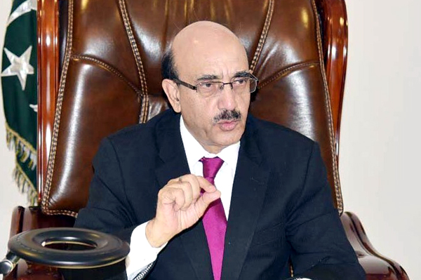 Help to suffering humanity; hallmark of civilized society: AJK President