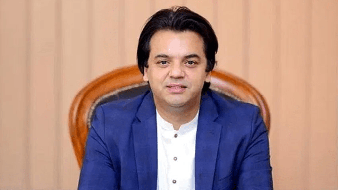 Special Assistant to Prime Minister (SAPM) on Youth Affairs, Usman Dar