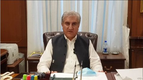 Qureshi, Buzdar discuss political situation, South Punjab secretariat