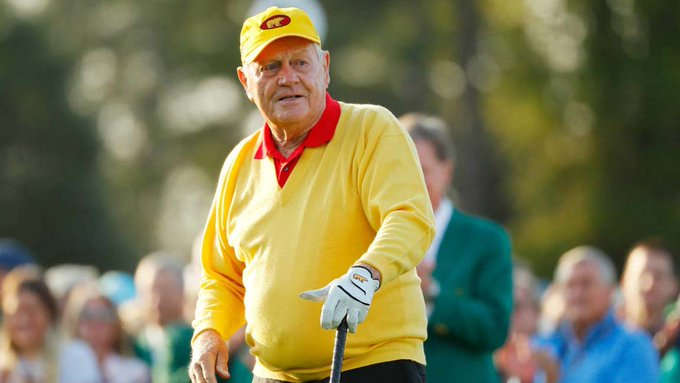 Golf great Nicklaus reveals he had coronavirus