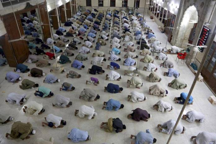 Eidul Azha being celebrated with religious enthusiasm in KP