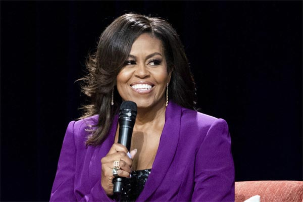 Ex-First Lady Michelle Obama calls Trump 'wrong president', urges Americans to elect Biden