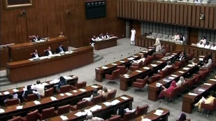 Senate unanimously passes condolence resolution to express grief over demise of Kalsoom Parveen