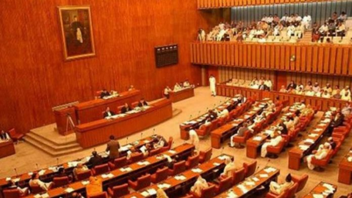Senate grants extension to Law and Justice Committee for presentation of reports