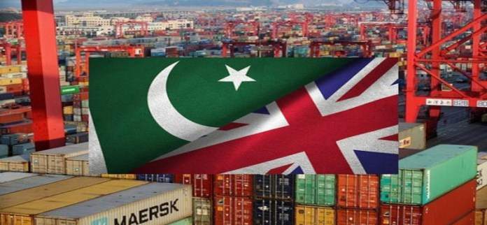 Pakistan total merchandise exports to UK during 2019 stood at US $ 1,612 million