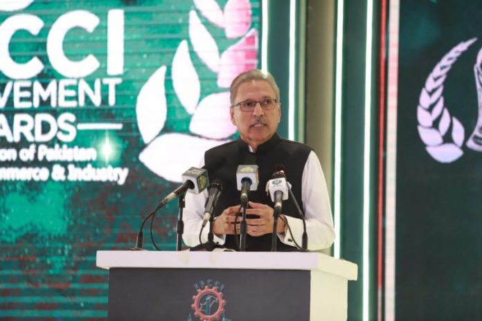 President stresses making credibility a hallmark of 'Made-in-Pakistan' brand