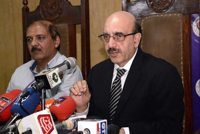India out to find excuses for adventurism against Pakistan: AJK President