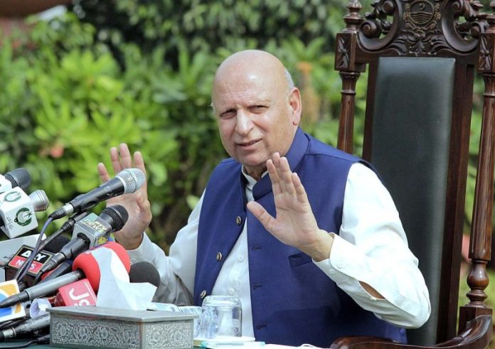 UN must introduce legislation against disrespect to religious beliefs: Governor Punjab
