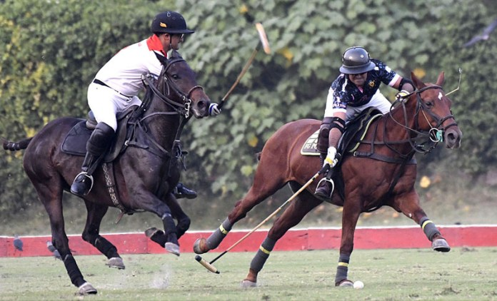 Lt Gen Shah Rafi Alam Memorial Polo Cup: Day 4