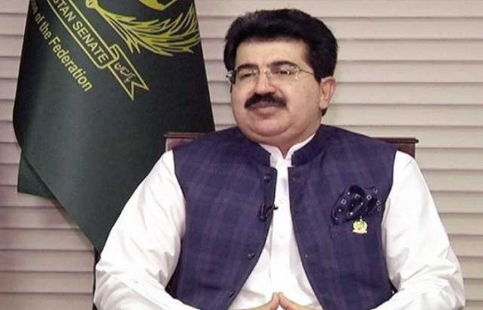 Sanjrani stresses coordinated efforts for enhancing cotton production