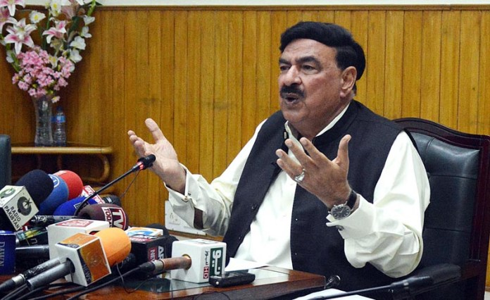 PM ready to talk with opposition except NRO, NAB cases: Sheikh Rasheed