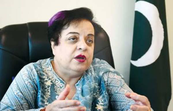 Shrieen Mazari