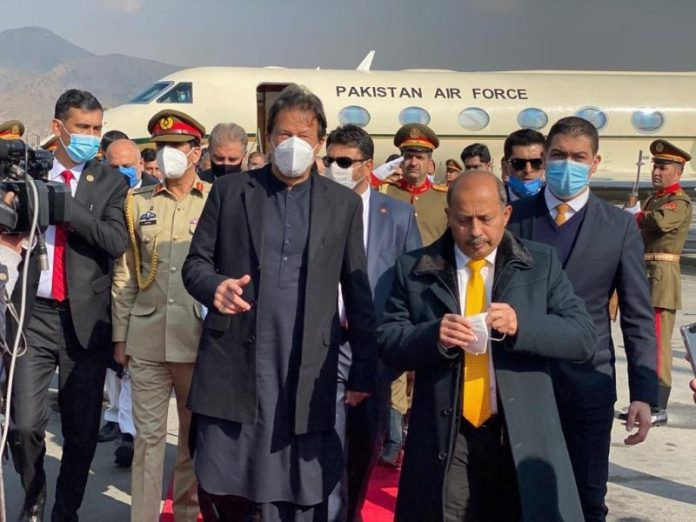 PM arrives in Kabul on day-long visit