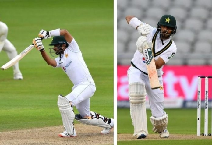 Babar, Shan named in Wisden's Test Team of the Year 2020