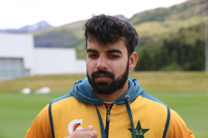 Shadab Khan ruled out of first Test, Zafar added