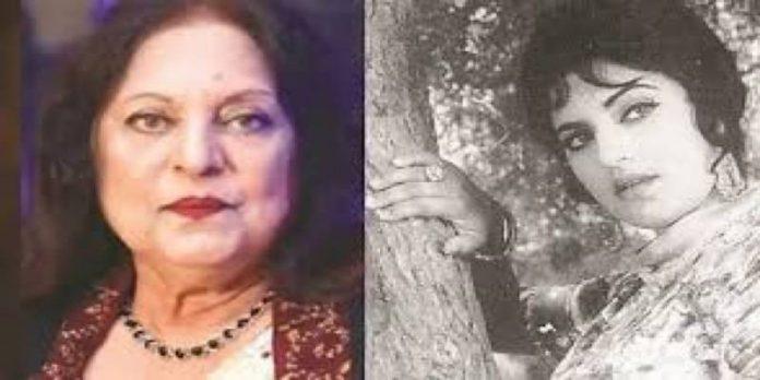 Veteran film actress Firdous Begum laid to rest
