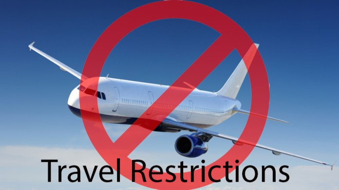 Travel Restrictions - Pakistan - Covid19