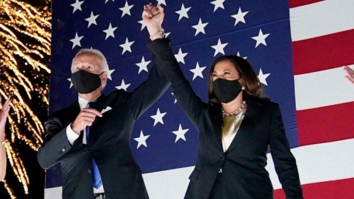 Time magazine names President-elect Joe Biden, VP-elect Kamala Harris as 2020 'Person of the Year'