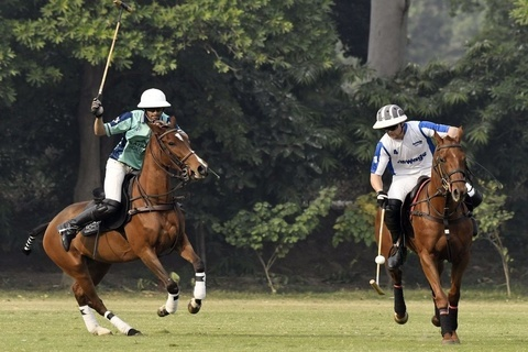 Hamdan Polo Cup for Lahore Open Polo Championship: Day 5