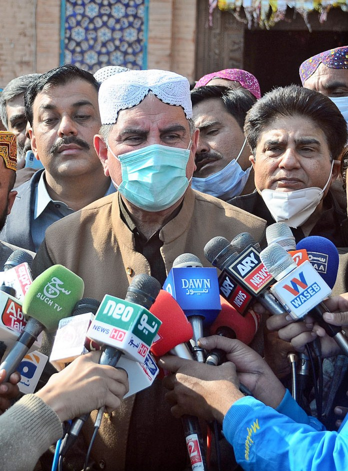 PTI Govt to never concur with PDM on plundered national wealth : Qureshi
