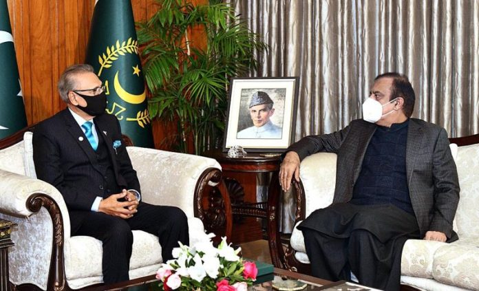 Info Minister, NA Speaker call on President