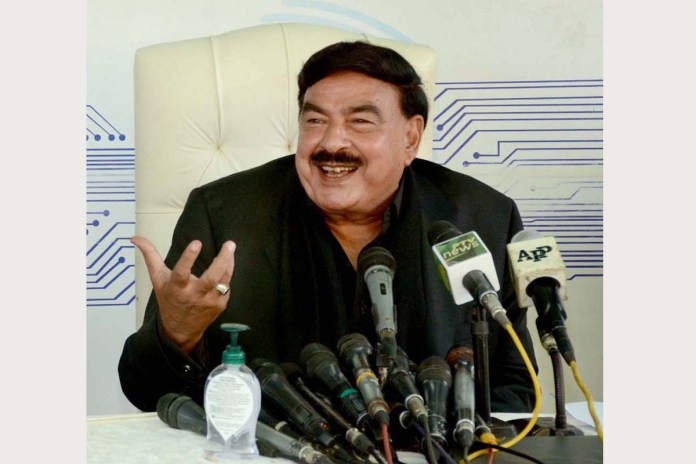 Poverty alleviation, corruption elimination his party's top priorities: Sheikh Rashid