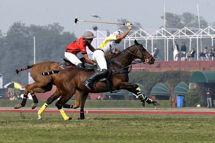 Aquafina Allama Iqbal Polo Cup 2021: Master Paints win title