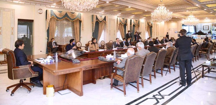 895 cases registered against land mafia; 41 properties retrieved in Punjab: PM told