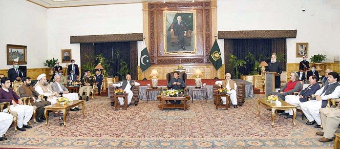 PM reiterates resolve to uphold transparency in democratic system