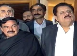 All allied parties assure complete support to Andul Hafeez: Sheikh Rasheed