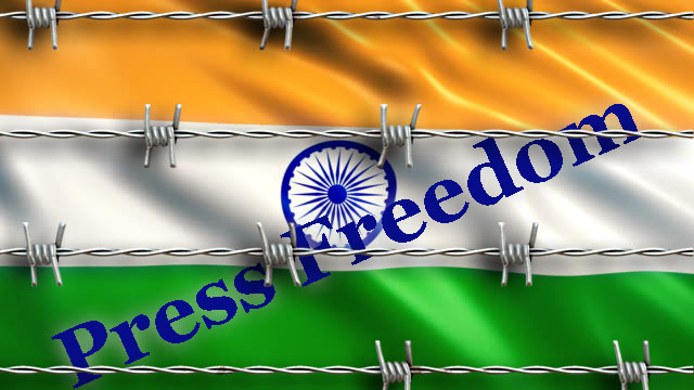 Curbs on Press Freedom in India