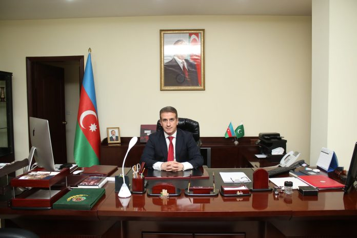 Azerbaijan to start direct flight operation with Pakistan once pandemic slows down: Ambassador Alizada