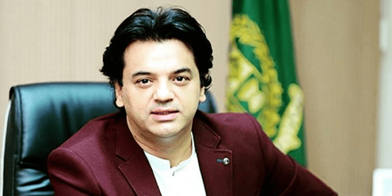 Mian Aslam, Usman Dar discuss export-oriented projects of Sialkot