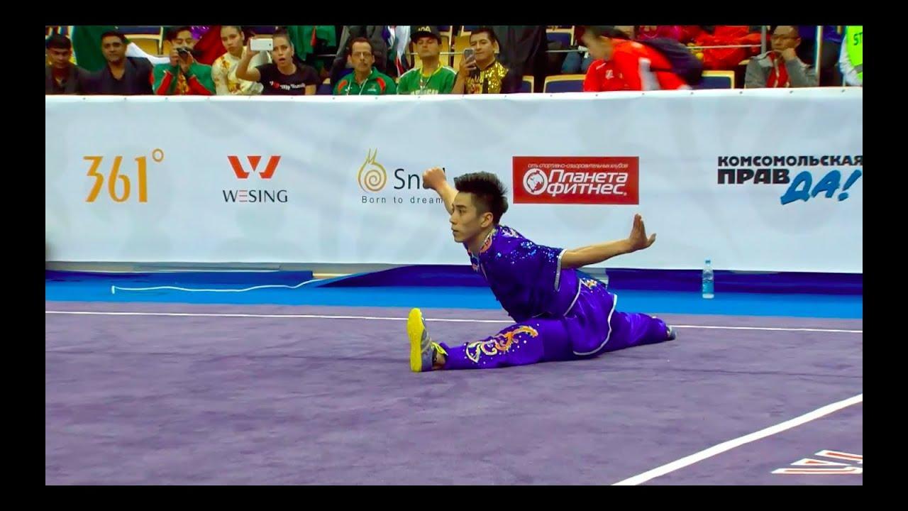 National Men, Women Wushu Championship in Quetta from June 24: Najam Ullah