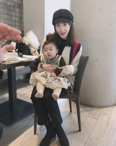 韓國女神,潤娥,小孩生日派對