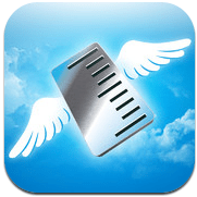 تطبيق Flying Ruler