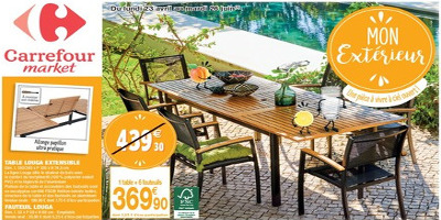 carrefour market catalogue mon