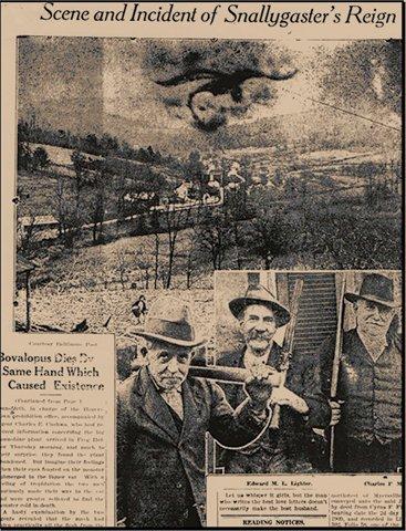 Middletown Valley Register, February 1909.