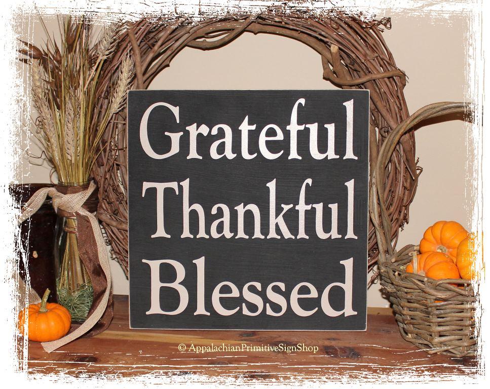 Image result for images grateful thankful blessed
