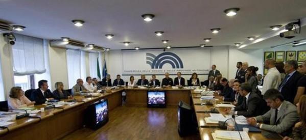 Risultati immagini per conferenza stato regioni
