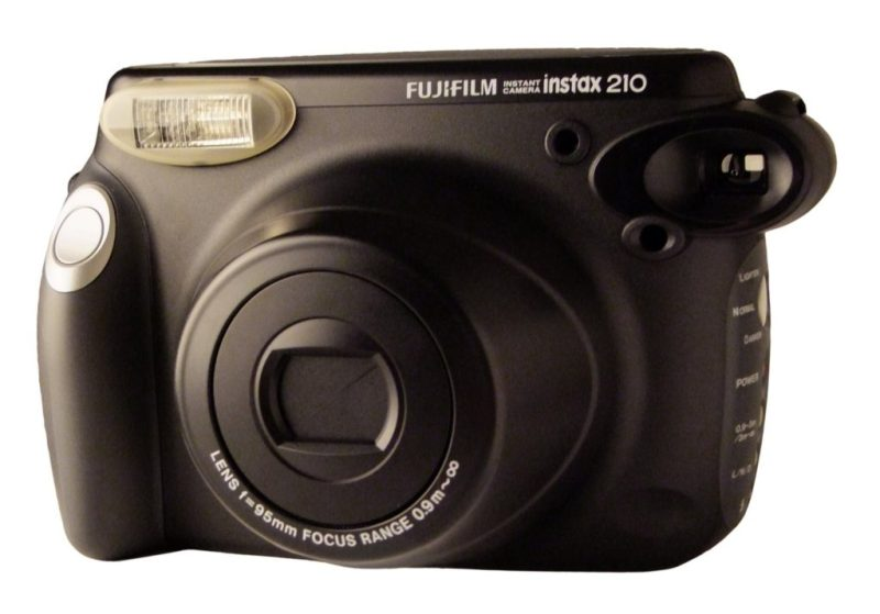 Fujifilm Instax 210 test