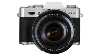 avis Fujifilm X-T10 Photo Hybrid